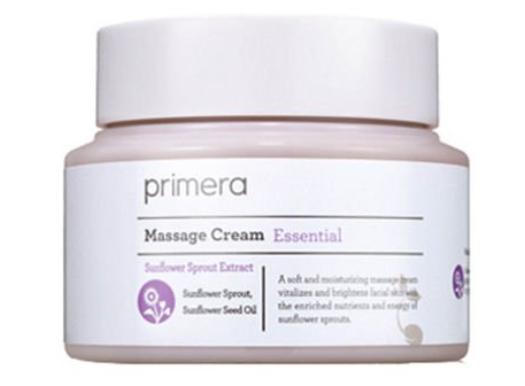 Hidratante Essential Massage Cream  - Primera