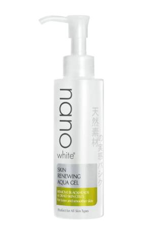Hidratante Facial Skin Renewing Aqua Gel - Nanowhite