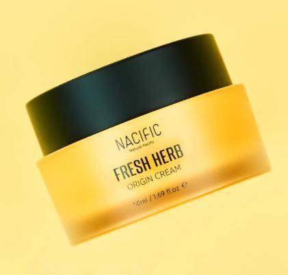 Hidratante Fresh Herb Origin Cream - Nacific