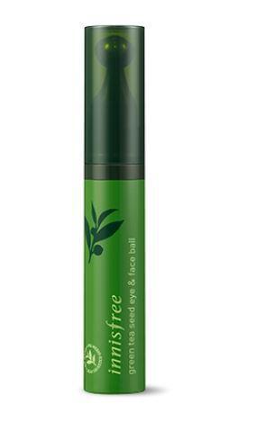 Hidratante Green Tea Seed Eye & Face Ball  - Innisfree