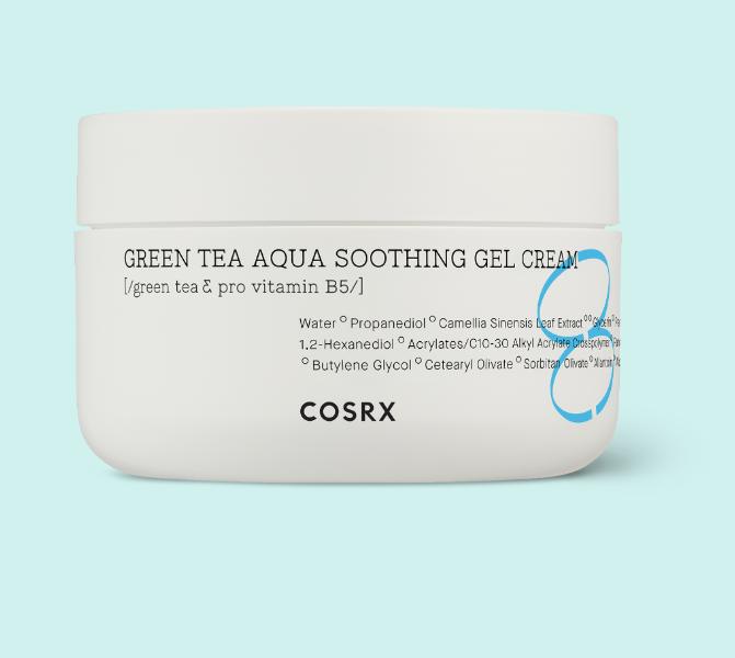 Hidratante Hydrium Green Tea Aqua Soothing Gel Cream - Cosrx