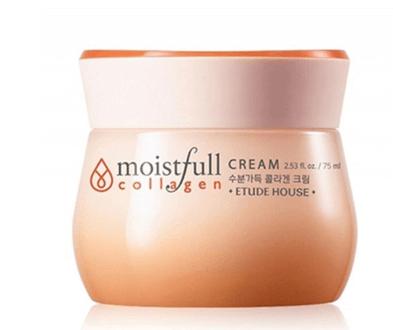 Hidratante Moistfull Collagen Cream - Etude House