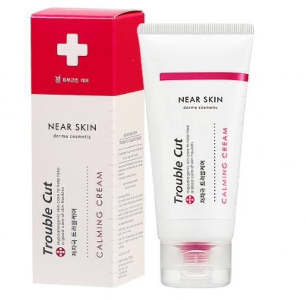 Hidratante Near Skin Trouble Cut Calming Cream - Missha