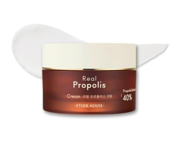 Hidratante Real Propolis Cream - Etude House
