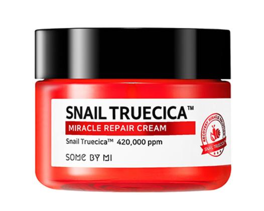 Hidratante Snail Truecica Miracle Repair Cream  - Some By Mi