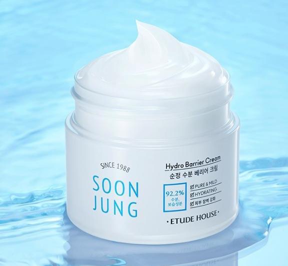 Hidratante Soon Jung Hydro Barrier Cream - Etude House