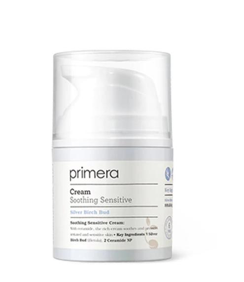 Hidratante Soothing Sensitive Cream - Primera