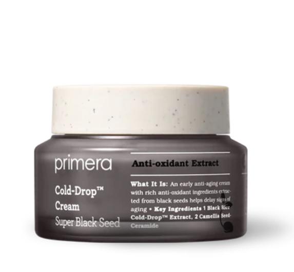 Hidratante Super Black Seed Cold-Drop Cream - Primera