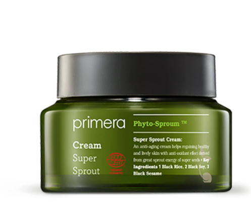 Hidratante Super Sprout Cream - Primera