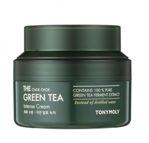 Hidratante The Chok Chok Green Tea Intense Cream - Tony Moly