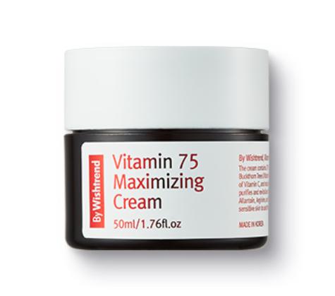 Hidratante Vitamin 75 Maximizing Cream - By Wishtrend