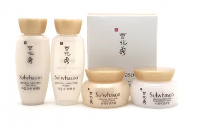 Kit Essential Perfecting Kit Sample - Sulwhasoo