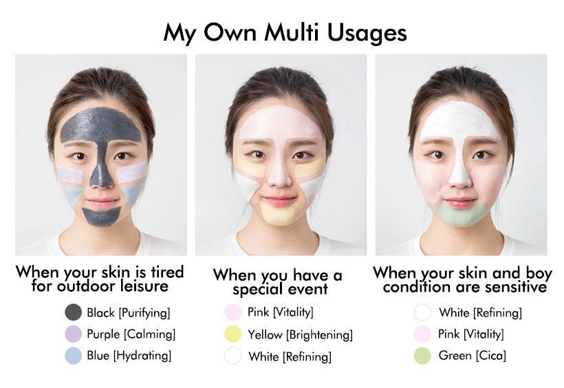 Máscara Facial Jeju Volcanic Color Clay Mask - Innisfree