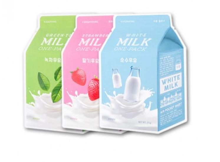 Máscara Milk One Pack - A'Pieu