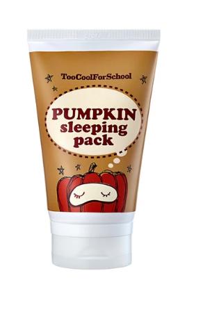 Máscara Pumpkin Sleeping Pack  - Too Cool for School