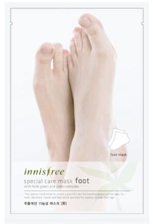 Máscara Special Care Foot - Innisfree