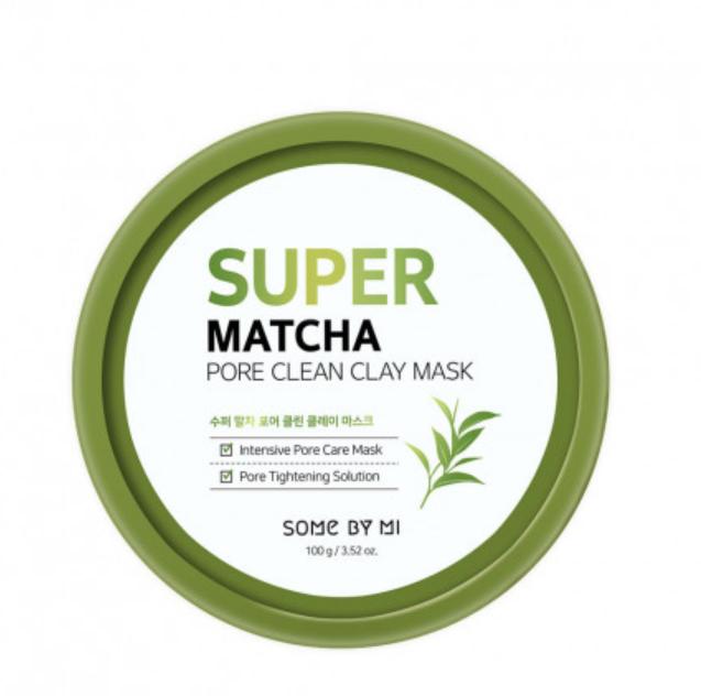 Máscara Super Matcha Pore Clean Clay Mask - Some By Mi