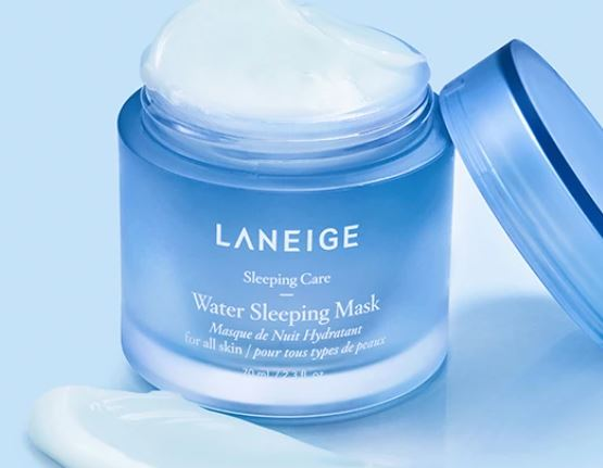 Máscara Water Sleeping Mask - Laneige