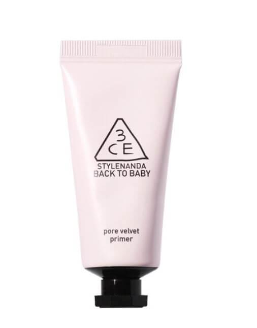 Primer Back to Baby Pore Velvet - 3CE