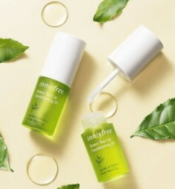 Protetor Labial Green Tea Lip Conditioning Oil - Innisfree