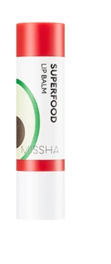 Protetor Labial Superfood Avocado Lip Balm - Missha