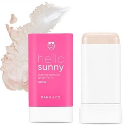 Protetor Solar Hello Sunny Essence Sun Stick SPF50+ PA++++ - Banila Co