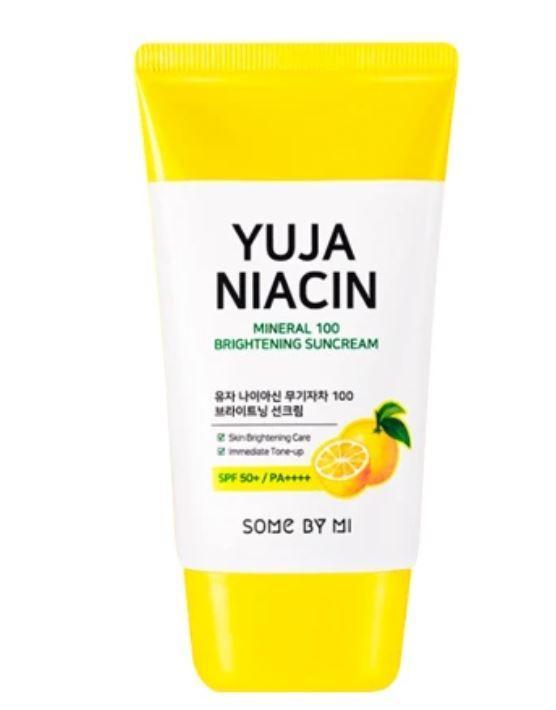 Protetor Yuja Niacin Mineral 100 Brightening - Some By Mi
