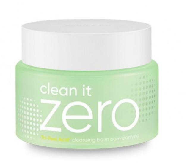 Removedor Clean It Zero Cleansing Balm Pore Clarifying - Banila Co