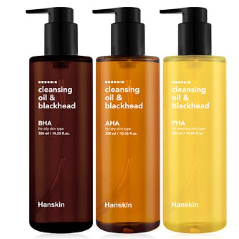 Removedor Cleansing Oil & Blackhead - Hanskin