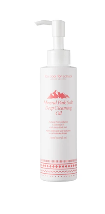 Removedor Mineral Pink Salt Deep Cleansing Oil - Too Cool For School