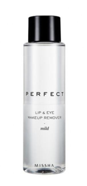 Removedor Perfect Lip & Eye Makeup Remover Mild - Missha