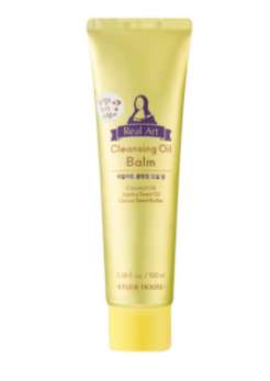 Removedor Real Art Cleansing Oil Balm - Etude House