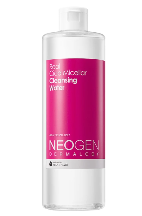 Removedor  Real Cica Micellar Cleansing Water  - Neogen