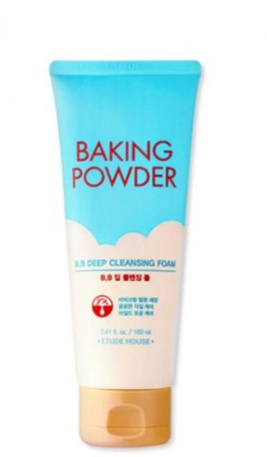 Sabonete Baking Powder BB Deep Cleansing Foam - Etude House