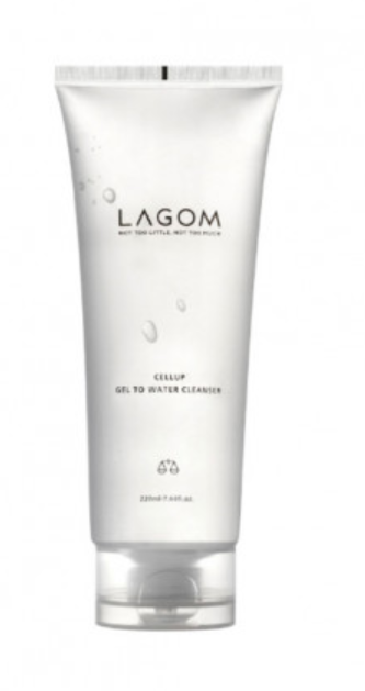 Sabonete Facial Cellup Gel To Water Cleanser - Lagom