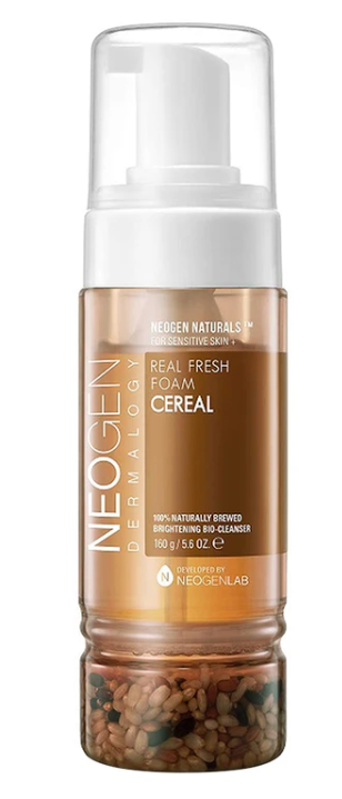 Sabonete Facial Cereal Real Fresh Foam Cleanser - Neogen