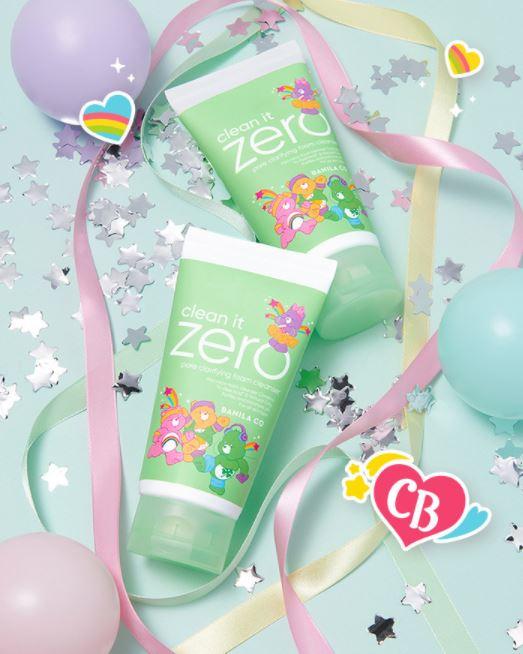Sabonete Facial  Clean It Zero Pore Clarifying Ursinhos Carinhosos - Banila Co.