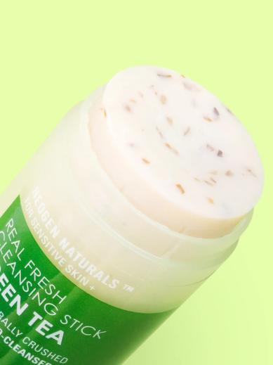 Sabonete Facial Real Fresh Green Tea Cleansing Stick - Neogen