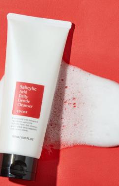 Sabonete Facial Salicylic Acid Daily Gentle Cleanser  - Cosrx