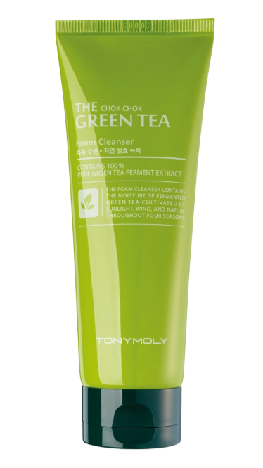 Sabonete Facial The Chok Chok Green Tea - Tony Moly