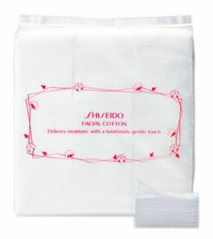 Shiseido Facial 100% Cotton Pads - Shiseido