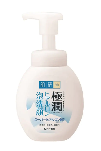 Super Hyaluronic Acid Foam Wash - Hada Labo