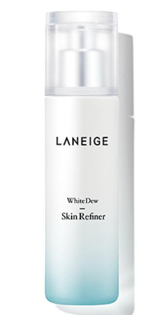 Toner White Dew Skin Refiner - Laneige