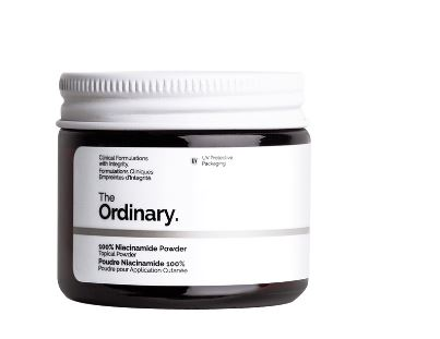 Tratamento 100% Niacinamide Powder - The Ordinary