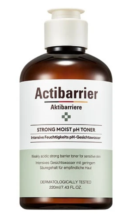 Tratamento Actibarrier Strong Moist pH Toner - Missha
