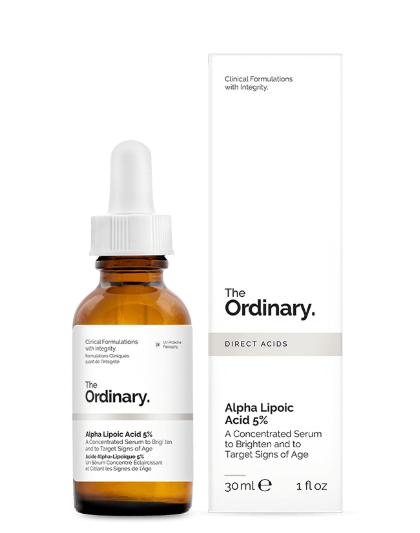Tratamento Alpha Repoic Acid 5% - The Ordinary
