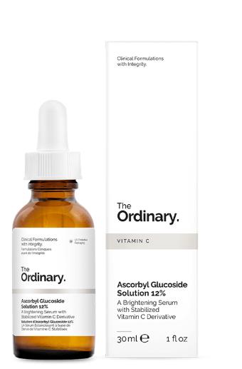 Tratamento Ascorbyl Glucoside Solution 12%  - The Ordinary