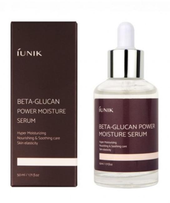 Tratamento Beta Glucan Power Moisture Serum - Iunik