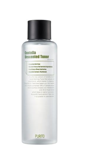 Tratamento Centella Unscented Toner  - Purito