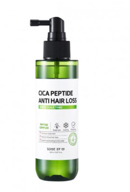 Tratamento Cica Peptide Anti Hair Loss Derma Scalp Tonic  - Some By Mi